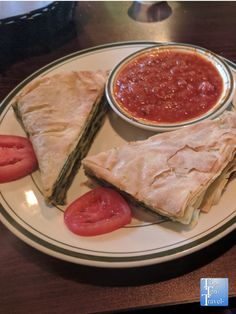 The most delicious spanakopita at Olympian Grill in Greenville, South Carolina. Greenville South Carolina, Spanakopita, Travel List, Olympians, Grilling, Random, Ethnic Recipes, Food, Meal