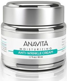 Anavita - THE BEST Moisturizing Anti Wrinkle Cream - Peptide Rich Anti Aging Day and Night Facial Cream to Visibly Reduce Fine Lines & Wrinkles, Improve Elasticity, Even Skin Tone. Clinically Tested Ingredients Work by Rebuilding the Cellular Matrix. Best Anti Aging Creams, Anti Aging Skin Care, Facial Cream, Skin Cream, Neck Cream, Anti Aging Moisturizer, Even Skin Tone, Prevent Wrinkles, L'oréal Paris