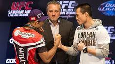 UFC 163 in Brazil – Aldo goes Zombie hunting