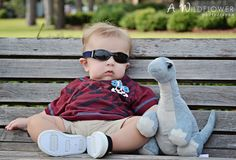 His future's so bright!