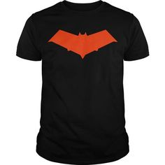 Batman Red Hood Logo T Shirts, Hoodies. Get it now ==► https://www.sunfrog.com/Geek-Tech/New-Batman-logo.html?57074 $26