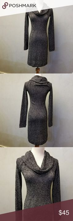 NWOT Go Couture  grey light sweater dress Brand new without tags Go Couture grey light sweater.       **4-bin (storage note to self ) Go Couture Dresses