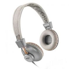 House of Marley Positive Vibration On-Ear Headphones - Dubwise - Large, comfortable ear-cushions and robust 50mm drivers provide comfort and powerful sound while multiple color and design options let your style and personality shine through. (£27.99 + £7 if you want 3 button control)