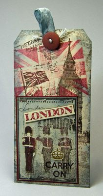 Stamps - Artistic Outpost Loverly London