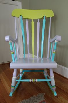 1000+ images about ROCKING CHAIRS on Pinterest  Rocking chairs ...