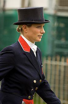 Zara Phillips - Wikipedia
