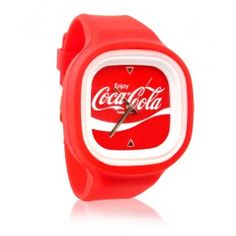 New Coca-cola collab #watch #red #coke
