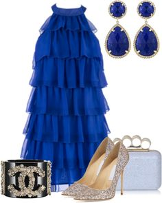 Party Dress Outfits, Stage Outfits, Dressy Outfits, Teen Fashion Outfits, Mode Outfits, Look Fashion, Stylish Outfits, Fashion Dresses, Womens Fashion