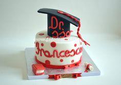 Torta per la Laurea | | Fate di Zucchero - Cake Designers