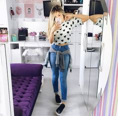 Read Ok✌️ from the story Rebel girls (CONCLUÍDO) by yayafofa with reads. Outfits For Teens, Cool Outfits, Summer Outfits, Casual Outfits, Love Fashion, Girl Fashion, Fashion Outfits, Womens Fashion, Outfit Goals