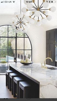Love the kitchen counter!