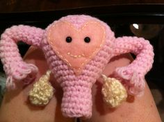 Ravelry: Crocheted Uterus pattern by Tink Jones