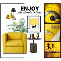 Enjoy the simple things by rugile-pp on Polyvore featuring interior, interiors, interior design, home, home decor, interior decorating, Wrong for Hay, Arteriors, Wästberg and Ethan Allen