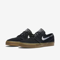 Nike SB Zoom Stefan Janoski Unisex Skateboarding Shoe (Men's Sizing) - mens cheap slip on shoes, mens dance shoes, mens casual shoes cheap Tenis Janoski, Nike Sb Janoski, Nike Zoom Stefan Janoski, J Shoes, Fancy Shoes, Slip On Shoes, Me Too Shoes, Nike Shoes, Running Shoes Nike