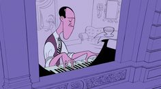 Characters in 1930s New York find why they're blue, and what makes them happy while Gershwin supplies the music.