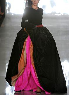 Chado Ralph Rucci,New York Fashion Week Spring 2013