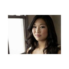 New York Magazine's 20 Questions With Jenna Ushkowitz! Glee ❤ liked on Polyvore