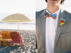 Malibu Beach Wedding Inspiration - Design: Beth Helmstetter, Photography: Braedon Flynn, Flowers: Dolce Designs Studio