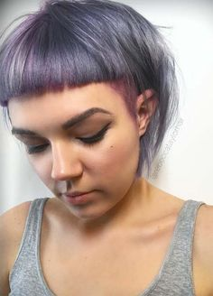 50 Incredible Short Bob Hairstyles & Haircuts With Bangs | Fashionisers