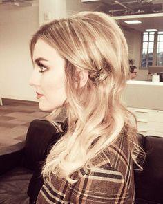 Perrie Edwards -- Pretty hair!!