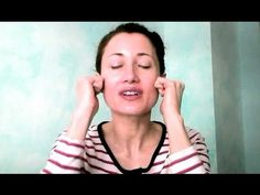 LIFTING NATURAL DEL ROSTRO CON MASAJE FACIAL - YouTube