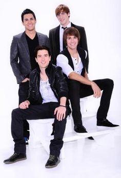 Carlos, James, Kendall and Logan