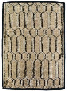 Les tapis orientaux Berbères, népalais ou turcs, ces tapis orientaux apporteront une note ethnique à votre intérieur. Tapis Tangier, J.D. Staron (Nobilis)