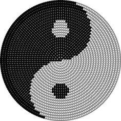 De Croche De Croche barbante De Croche com grafico De Croche de mao De Croche festa - Bolsa De Crochê Crochet Chart, Crochet Stitches, Crochet Home, Knit Crochet, Mochila Crochet, Tapestry Crochet Patterns, Tapestry Bag, Knitting Charts, Crochet Purses