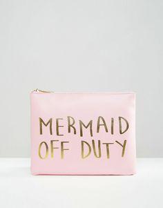 ASOS | ASOS - Mermaid Off Duty - Sac pour maillot de bain