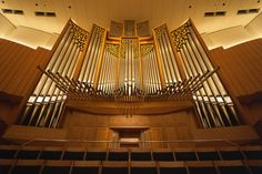Sapporo (JP), Kitara Concert Hall, Daniel Kern organ