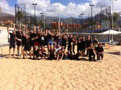 Beach Bootcamp Tenerife @Activate #event #bootcamp #fitness #motivation #sport #friends