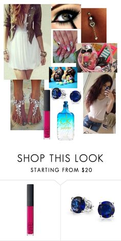 """""""Easter"""" by hannahsocha1331 ❤ liked on Polyvore featuring NARS Cosmetics, Bling Jewelry and Calvin Klein"""