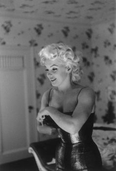 Ed Feingersh, Marilyn Monroe, New York, march 1955