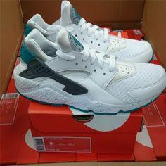 f012344b50c4 Nike Air Huarache – White Turbo Green - Footlocker Exclusive