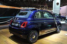 FIAT lève le voile sur la version Riva de sa Fiat 500 directement inspiré des célèbres canots à moteur italiens elle sera à découvrir Pavillon 1 #MondialAuto #fiat #fiat500 #riva #voiture #automotive