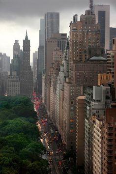 Central Park, New York City, United States.