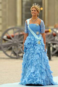 Princess Madeleine of Sweden Style | POPSUGAR Fashion
