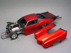 WIP 70.5 Camaro Pro Mod - Scale Auto Magazine - For building plastic & resin scale model cars, trucks, motorcycles, & dioramas