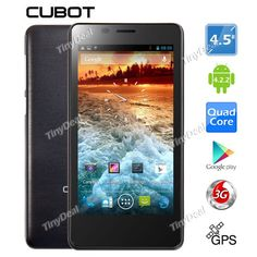 """#CUBOT #S108 4.5"""" IPS MTK6582 Android 4.2.2 #QuadCore 3G Phone http://www.tinydeal.com/cubot-s108-45-ips-mtk6582-android-422-quad-core-3g-phone-p-129813.html"""