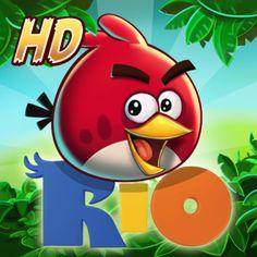 Procurez-vous Angry Birds Rio HD dans l'App Store. Consultez les captures d'écran et les avis, et lisez les critiques d'autres utilisateurs.