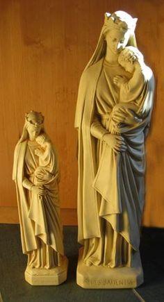 "Mary Seat of Wisdom ""Sedes Sapientiae"" Catholic Gifts, Princess Zelda, Iglesias, Statues, Wisdom, God, Shopping, Altars, Dios"