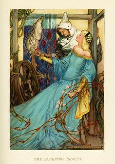 Story Book Sundays - Sleeping Beauty - A.E. Jackson