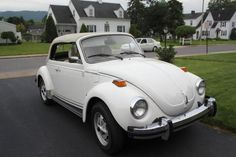 Vw Cabrio, Beetle For Sale, Car Volkswagen, Rv, Classic Cars, Vehicles, Beetle Car, Vw Bugs, Motorhome