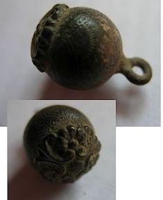 ButtonArtMuseum.com - Medieval botton