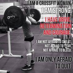 Crossfit Women!