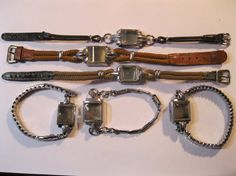 Rare Vintage Watch Cases Steampunk Jewelery Altered by HandzofTime, £9.25