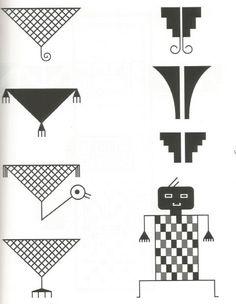 diaguita7 Aboriginal Symbols, Native Symbols, Geometric Symbols, Personal Branding, Nativity, Clip Art, Ceramics, Deco, Drawings