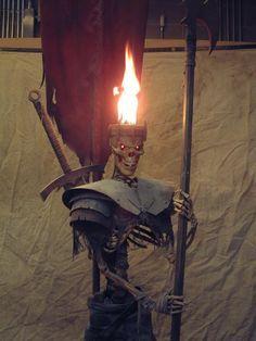 Resultado de imagen para how to make torch halloween