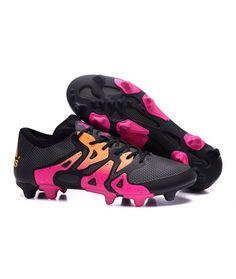 detailed look 7d80e f3b0a 2016 Adidas X 15.1 kopačky černá růžový zlato. Adidas FootballFootball BootsSoccer  ...