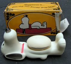 Avon, Floating Snoopy Soap Dish                                                                                                                                                     More